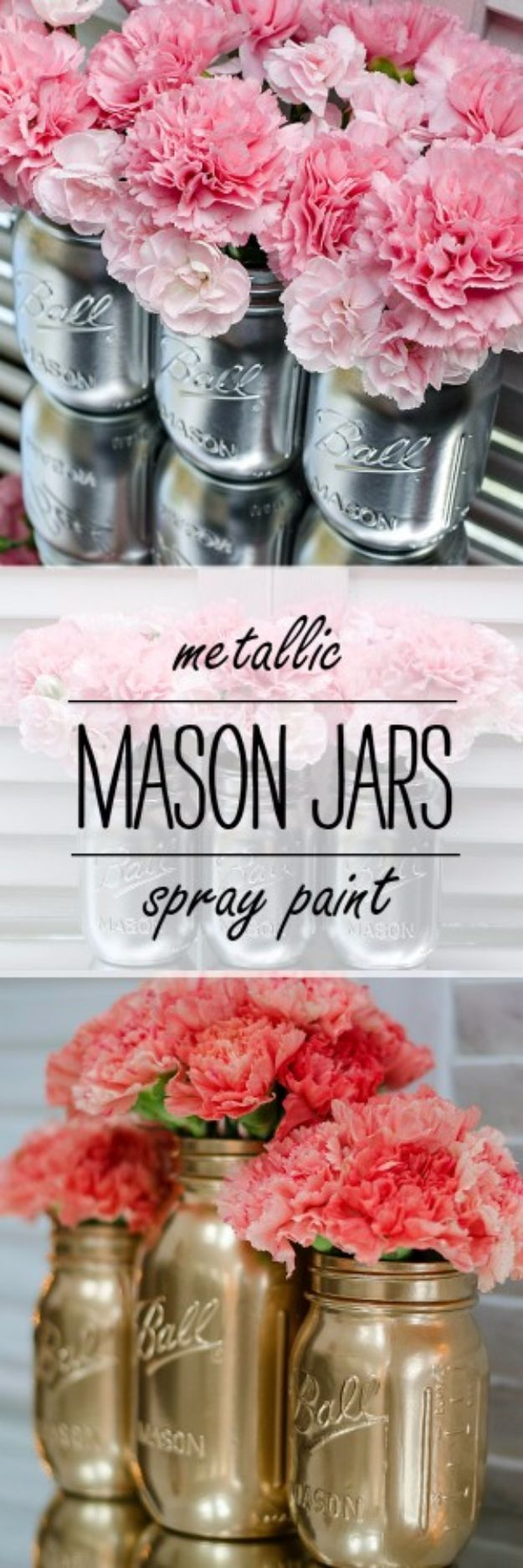 50 Cute DIY Mason Jar Crafts Mason jar lighting, Mason