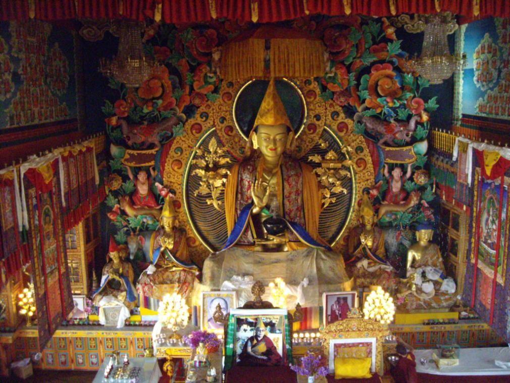 Altar Shaman Shrine Offering Bowl Cup Good Luck Wealth