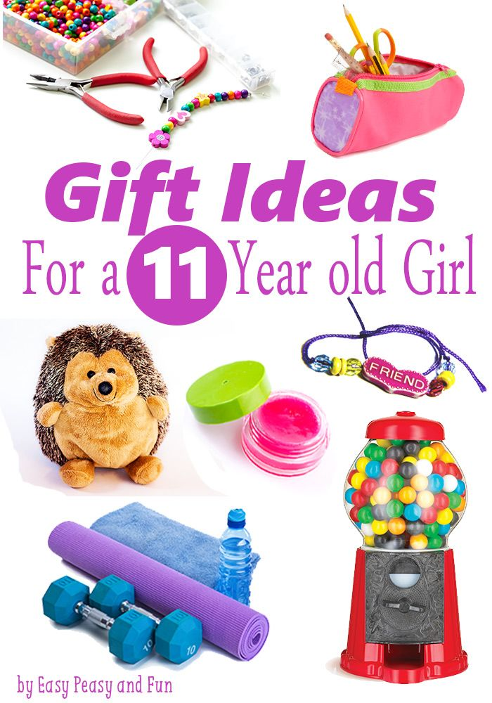 Best Gifts for a 11 Year Old Girl Easy peasy, Easy and Gift