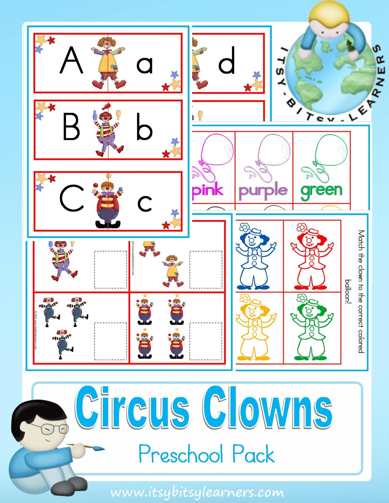Circus Carnival Theme Nurseries