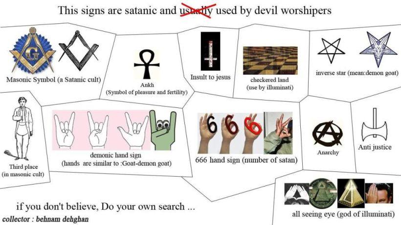 Illuminati Pics And Signs Bedwalls