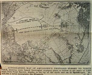 Resultado de imagen para norge zepelin north pole
