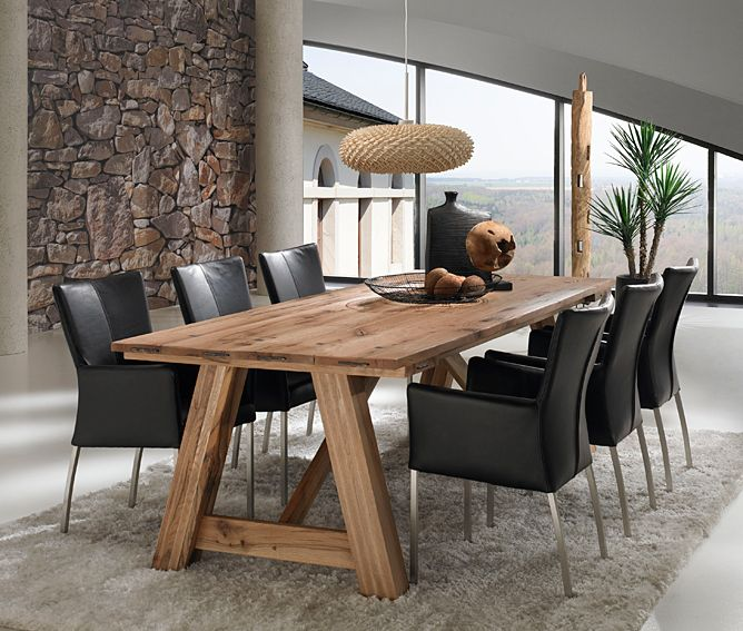 Best 25 Mesa Comedor Madera Ideas On Pinterest Mesa De