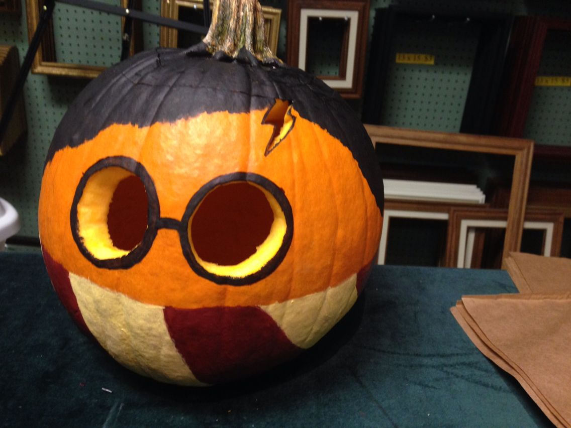 Cheap, easy, simple way of having a very Harry Halloween