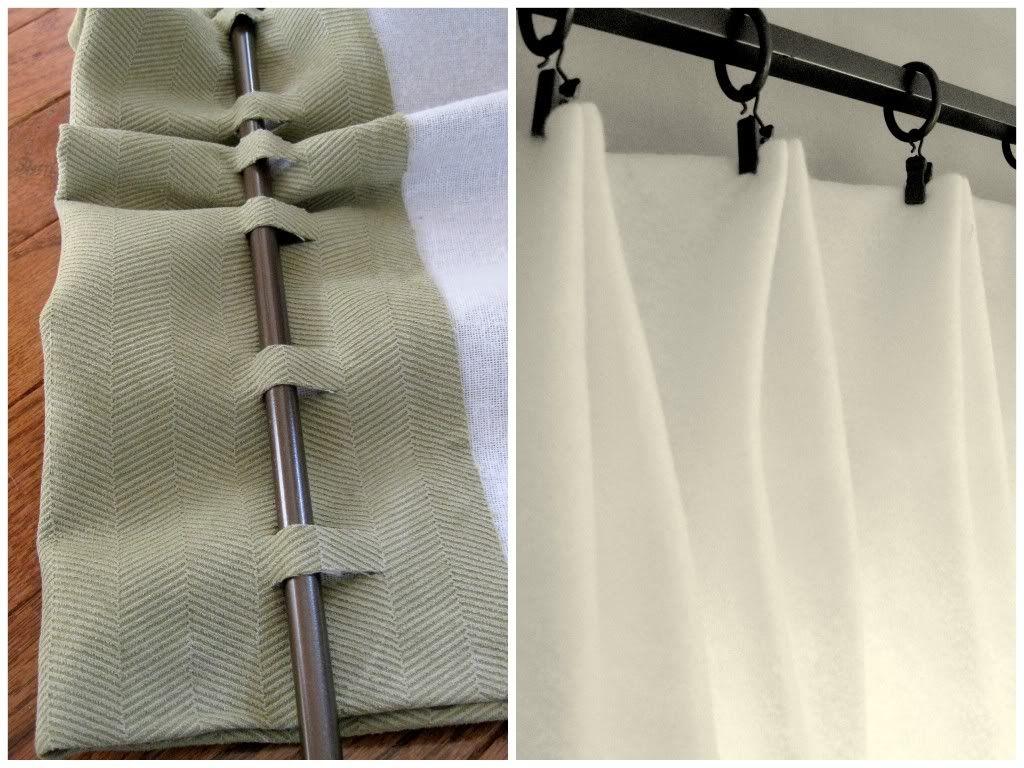 No Sew Window Treatments