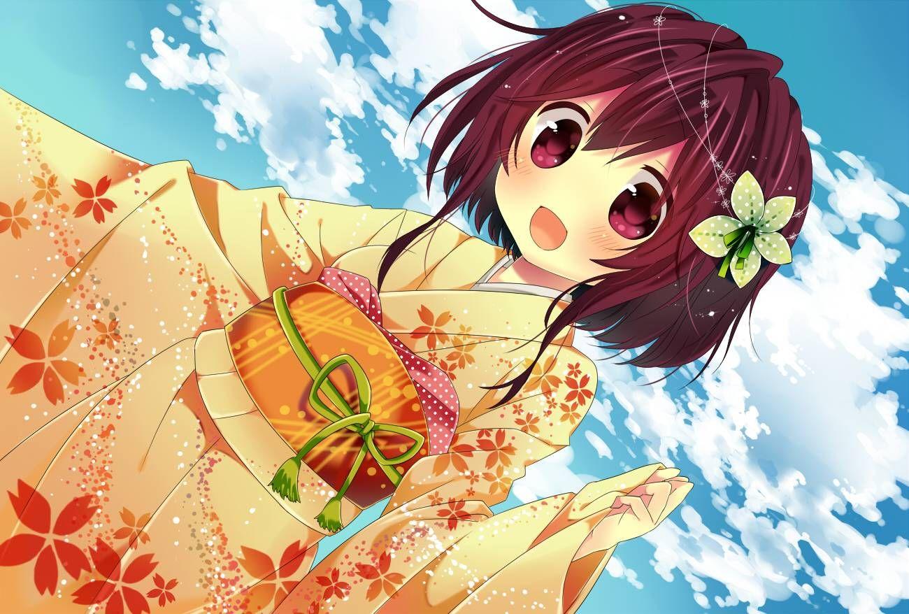 Cute Anime Chibi Girl Wallpaper Wallpapers Magz