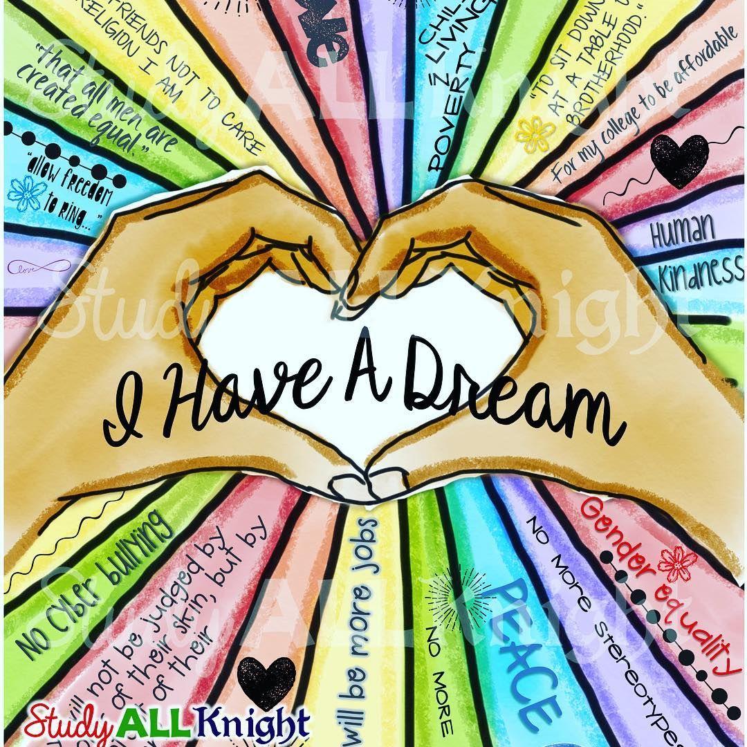 I Have Dream Worksheet