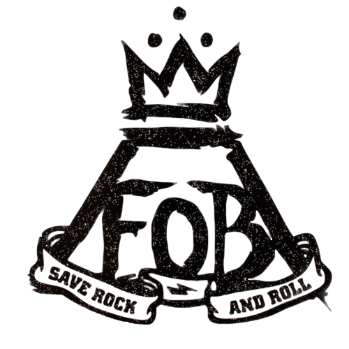 fall out boy logo Buscar con Google Fall Out Boy