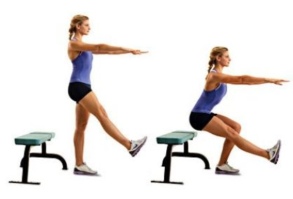 Image result for One-leg squats