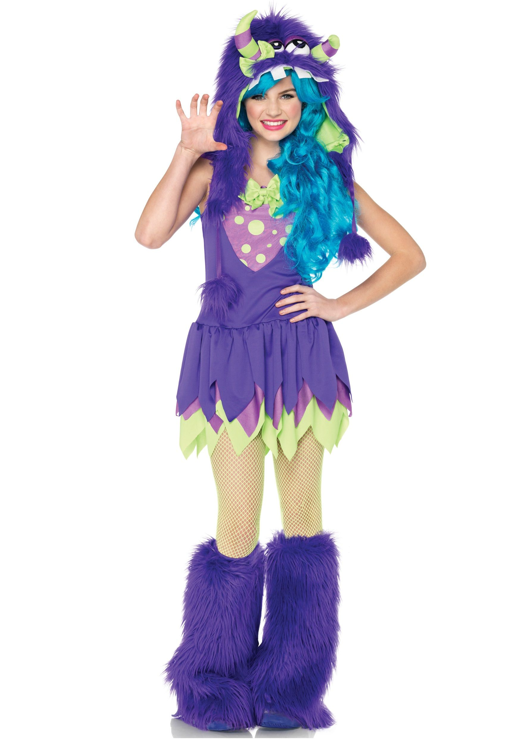 Homemade Halloween Costumes for Tweens Teenage Girl
