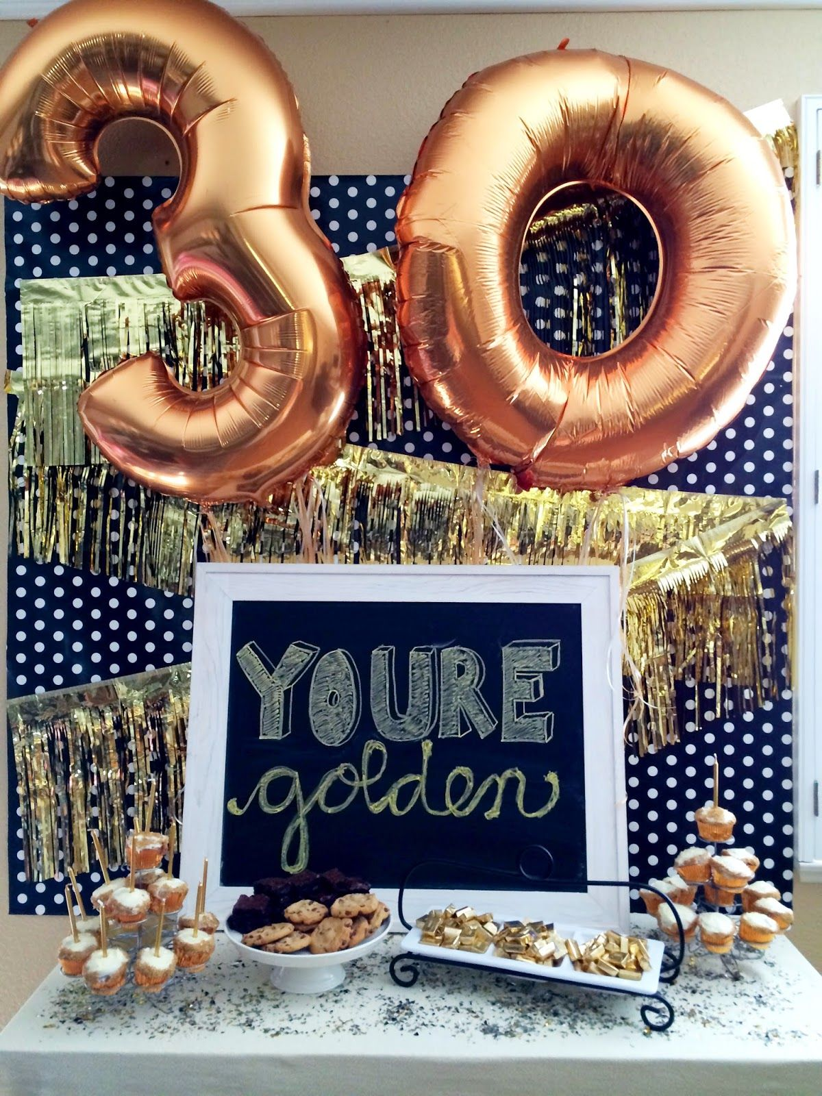 7 Clever Themes for a Smashing 30th Birthday Party 30