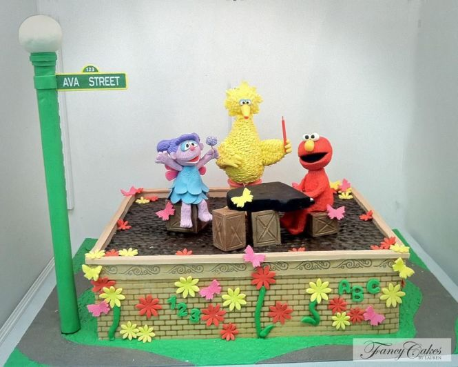45 Best Images About Sesame Street Party On Pinterest Bedroom Decor