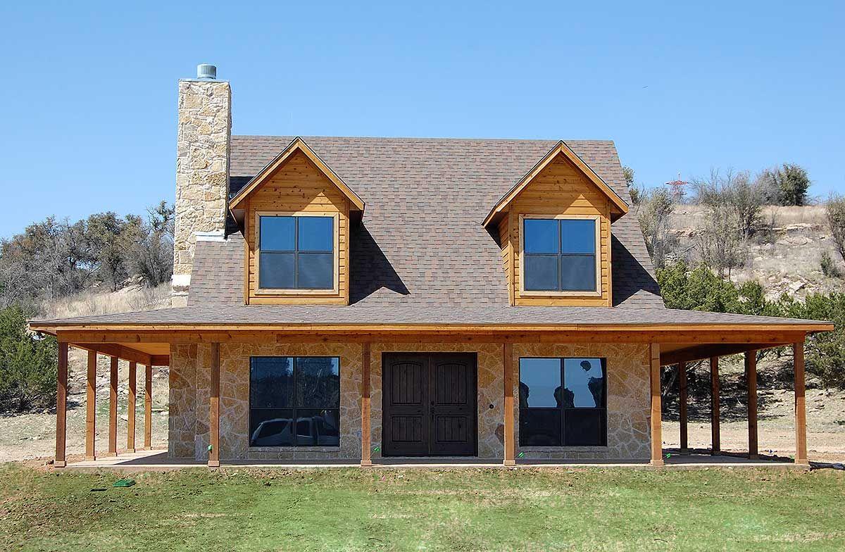 Plan 3000D Special WrapAround Porch Country farmhouse