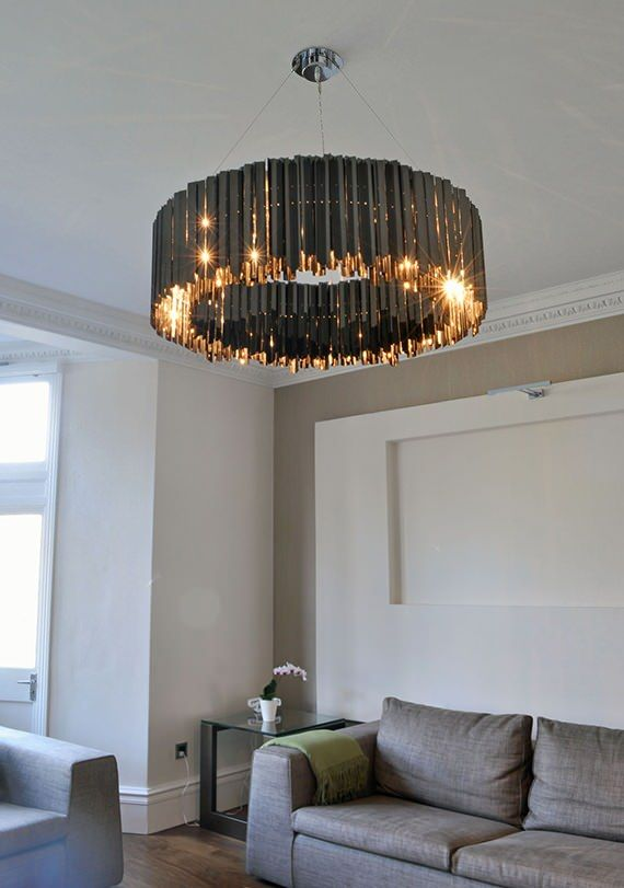 Private Residential Contemporary Lighting Project