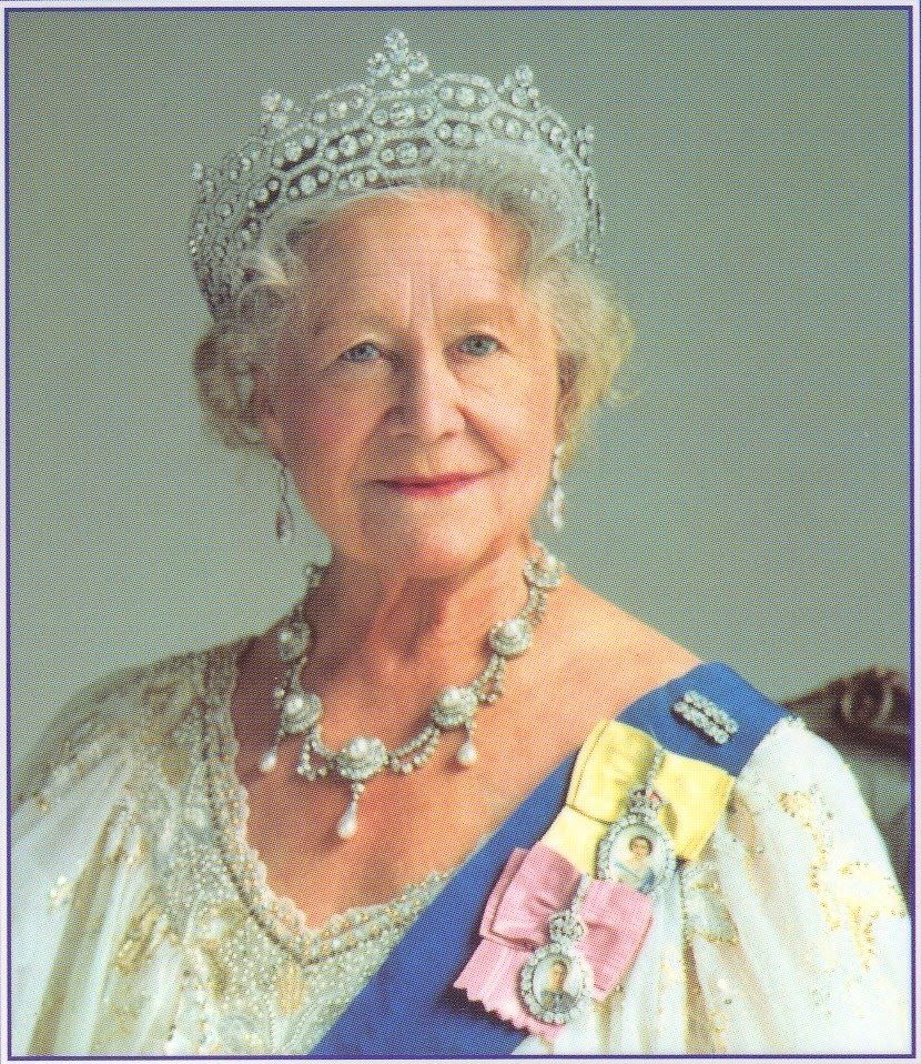 HM Queen Elizabeth the Queen Mother was a real character