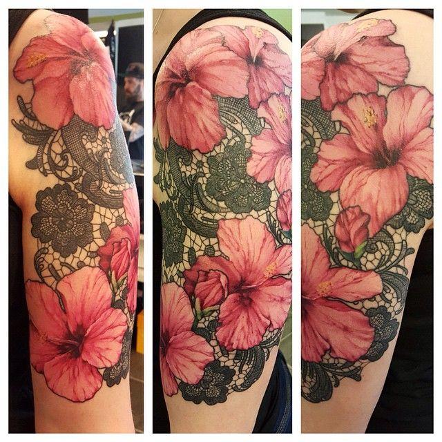 Veera Moberg, Takomo Custom Tattoo, Tampere, Finland