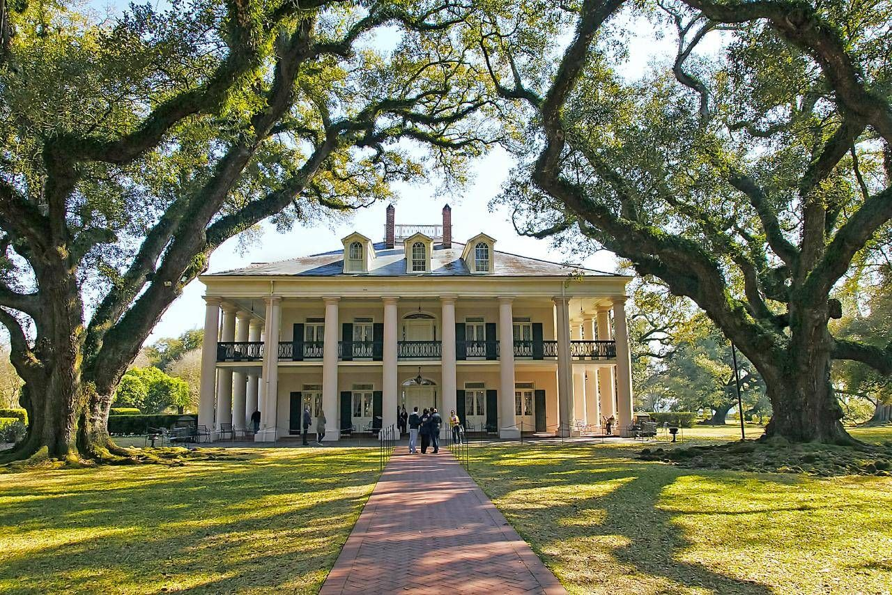 Stories of slaves come to life on Louisiana plantations