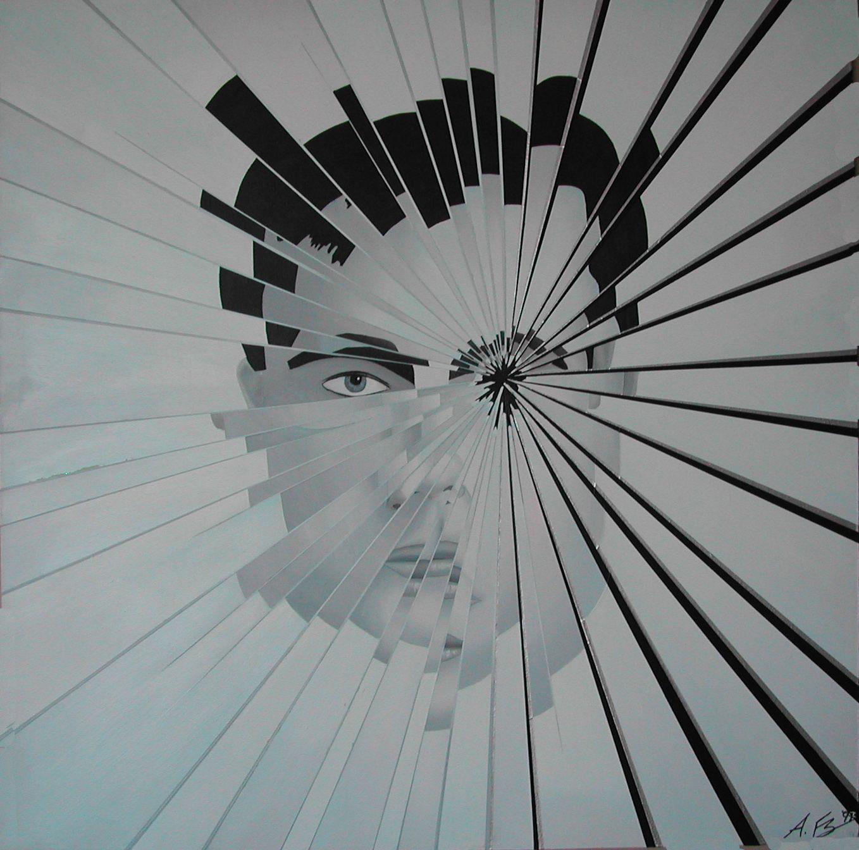 Shattered Portrait