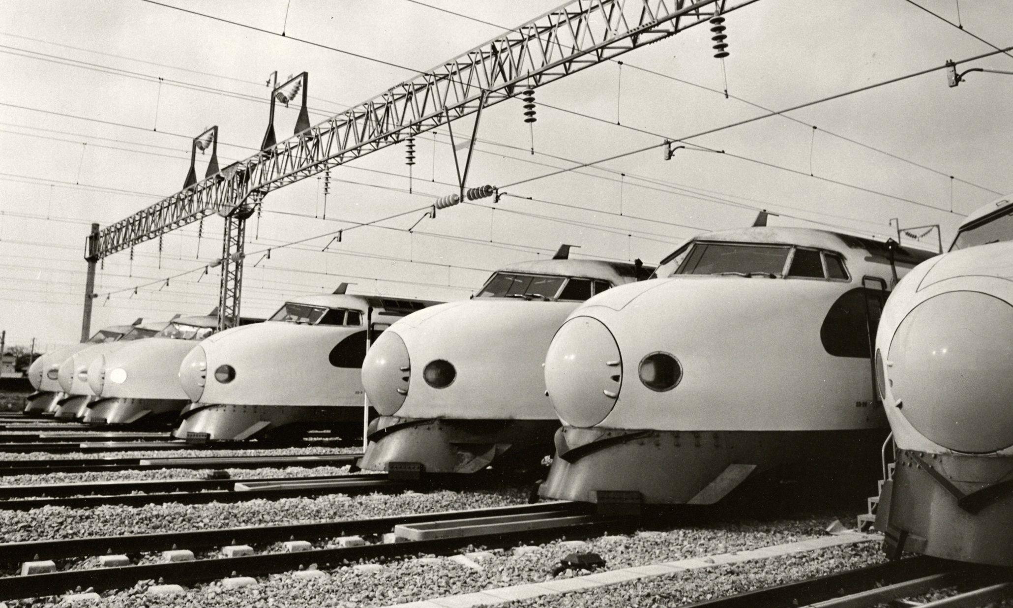 How the Shinkansen bullet train made Tokyo into the