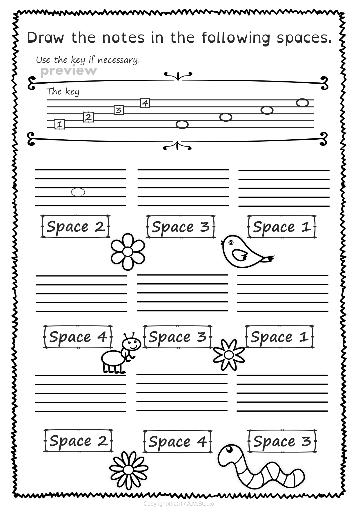 This Set Of 20 Spring Themed Worksheets Is Designed To Help Your Students Practice Identifying