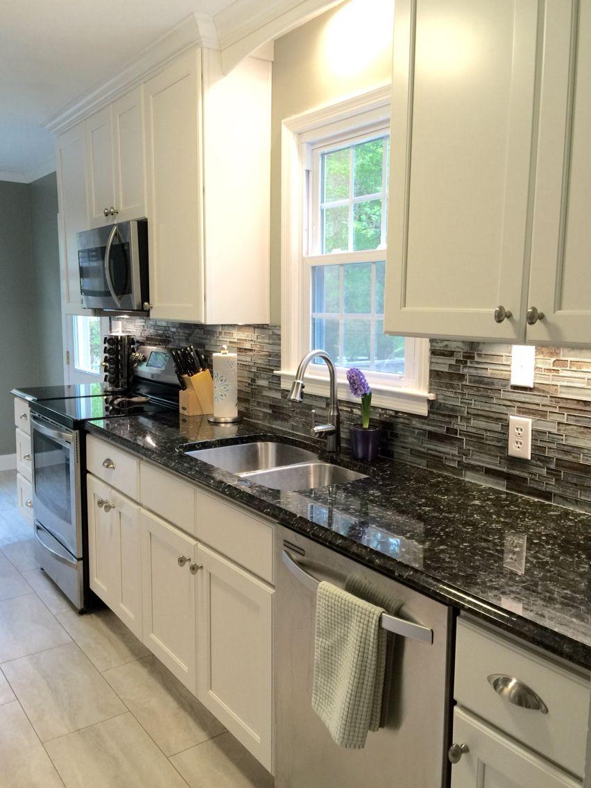 My beautiful galleystyle kitchen renovation with Allen