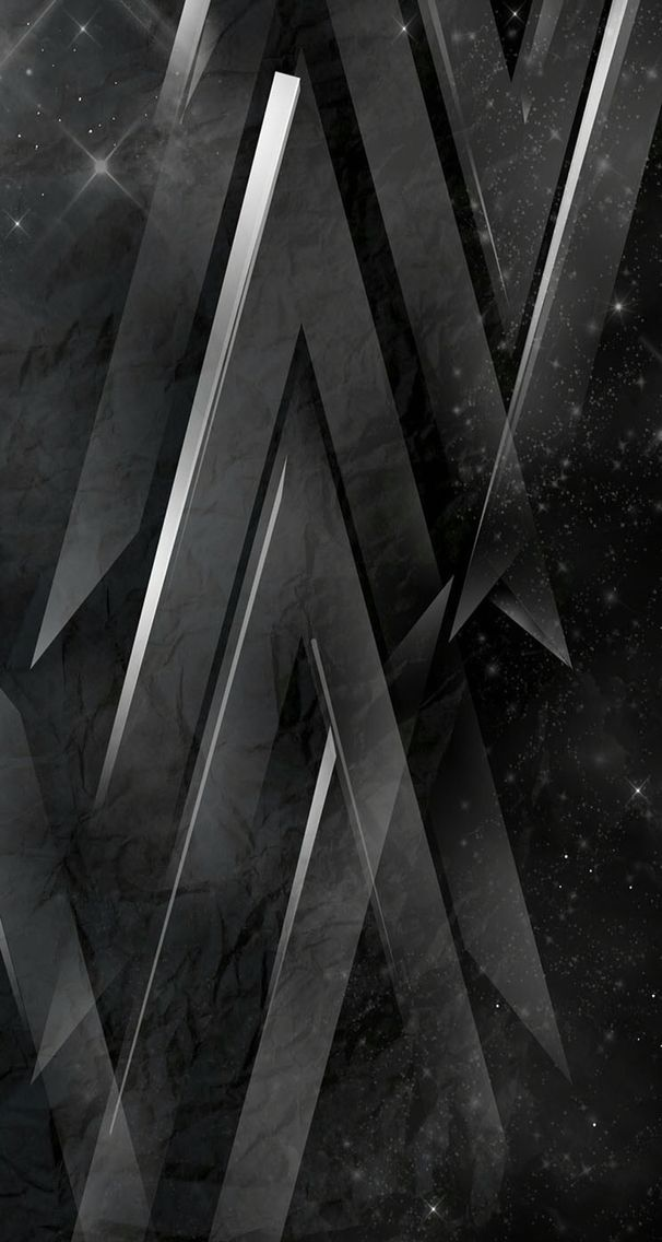 Abstract Wallpaper Phone Iphone Black