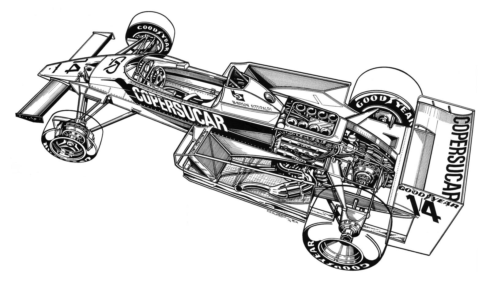 Copersucar F6 Raiox 920