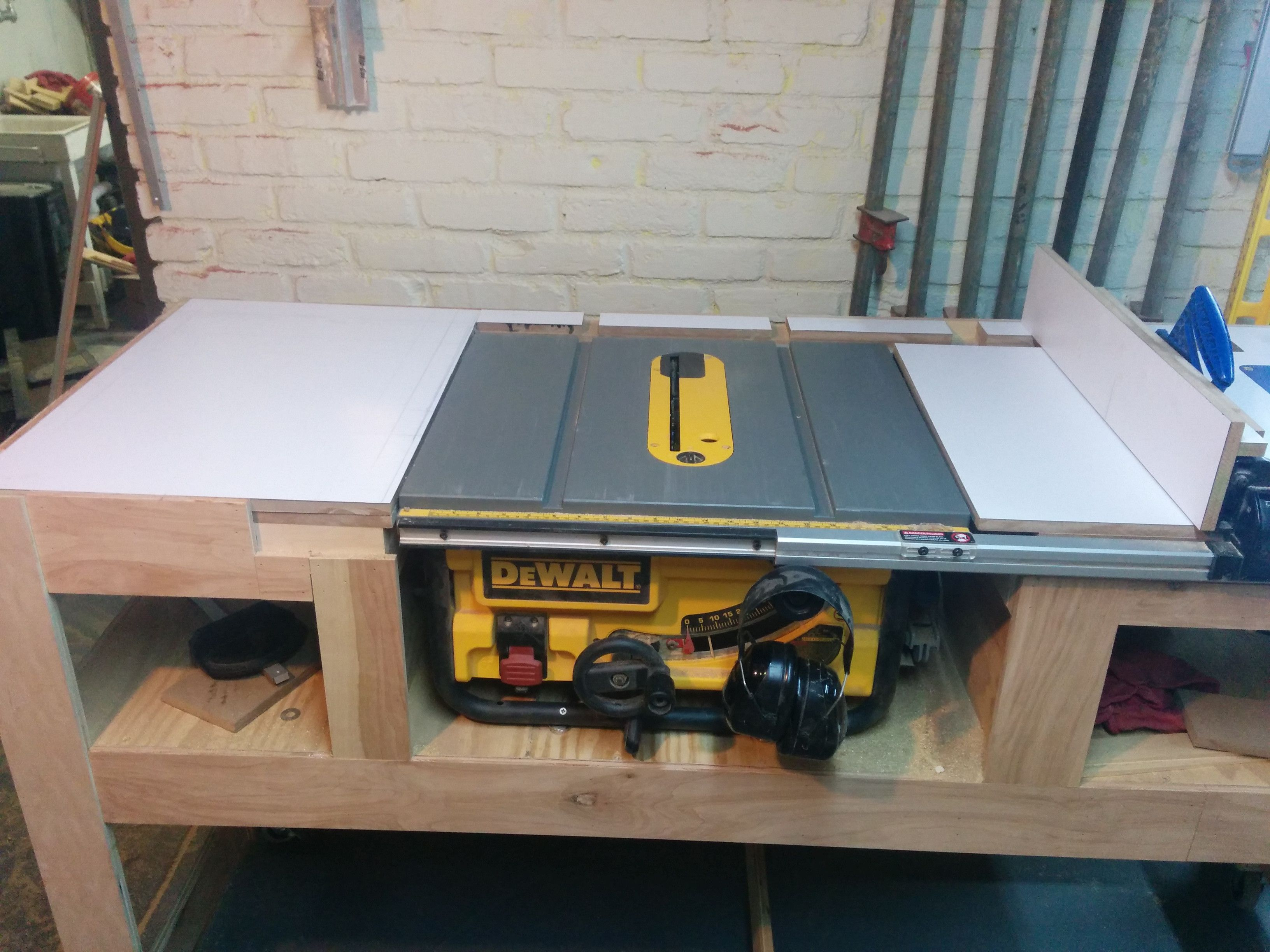 Table saw station Album, and Woodworking