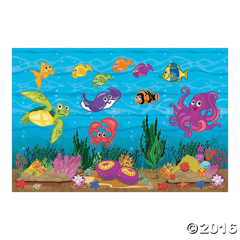 Under The Sea Vbs Theme