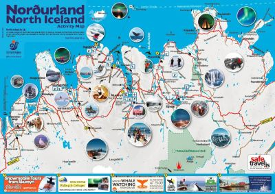 iceland wildlife map - Google Search | Iceland | Pinterest ...