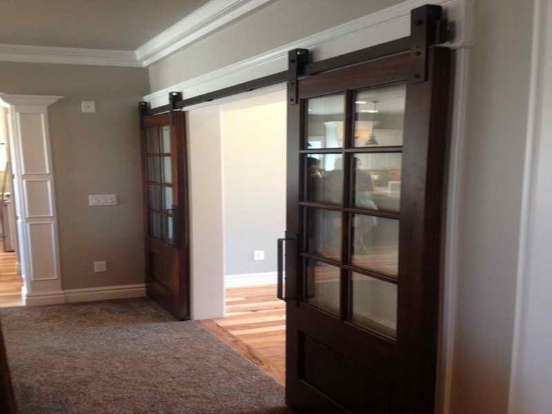 Large Interior Barn Door