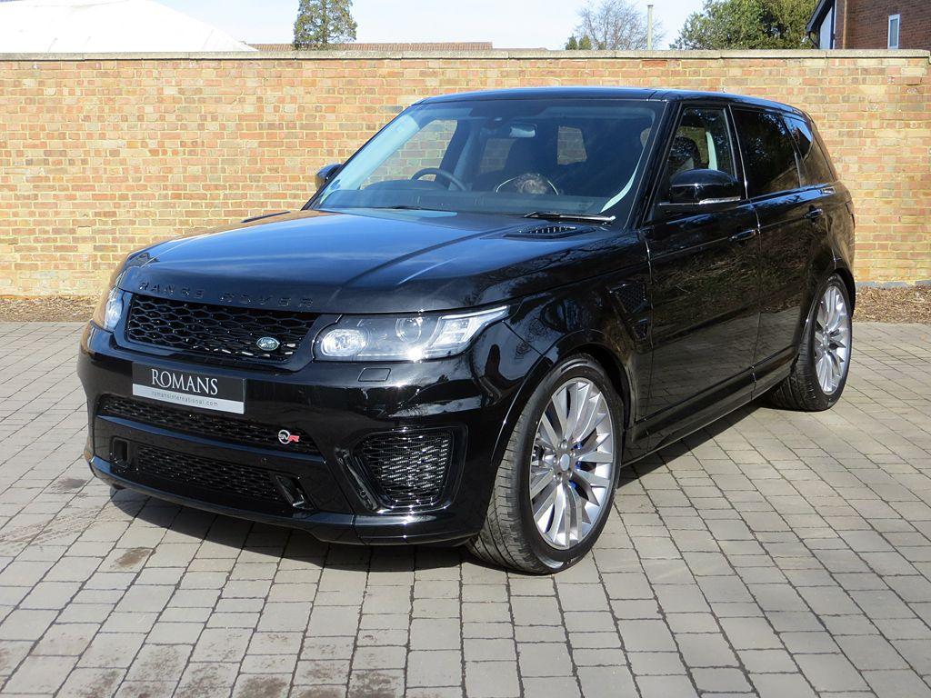 Range Rover Sport 5.0 SVR for sale at Romans International