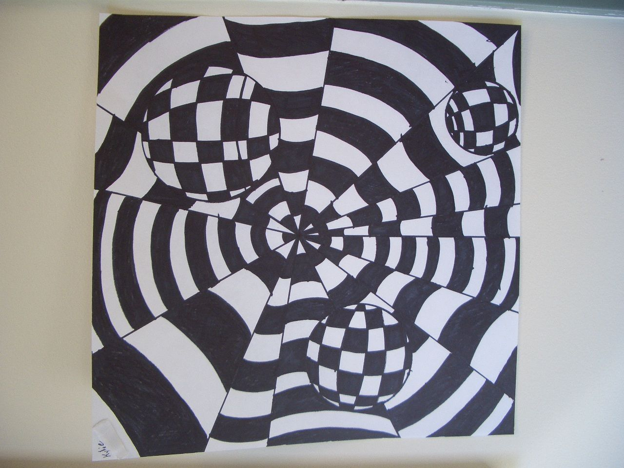 Dream Draw Create Art Lessons For Children Op Art By