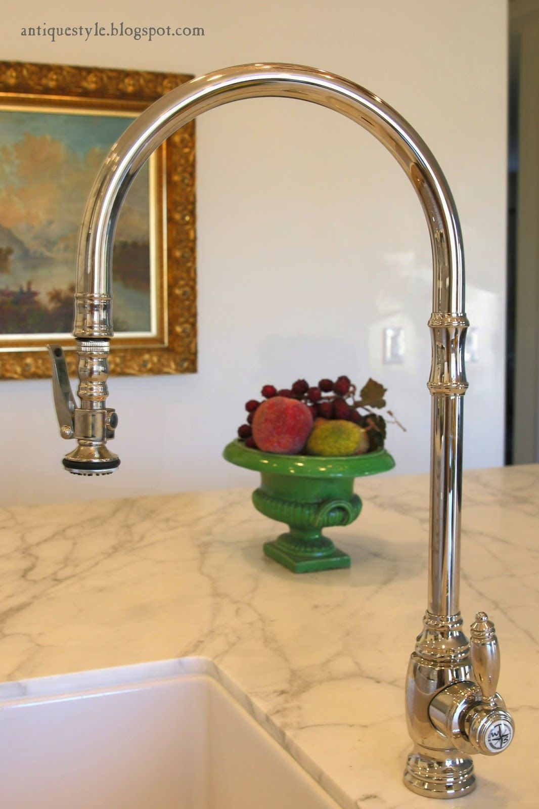 Antique style Waterstone Pulldown Faucet 5600 PULLDOWN