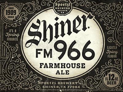 Shiner font Cider Inspiration Pinterest Ale
