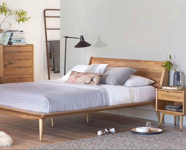 Best 25 Mid century modern bed ideas on Pinterest