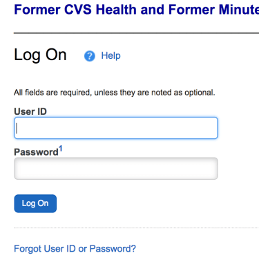 Image result for My HR CVS login
