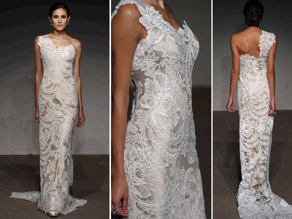 Ivory-lace-over-champagne-satin-column-wedding-dress-2011