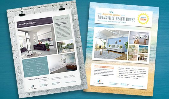 House Flyer Template 6 open house flyer template agenda templates – Real Estate Open House Flyer Template