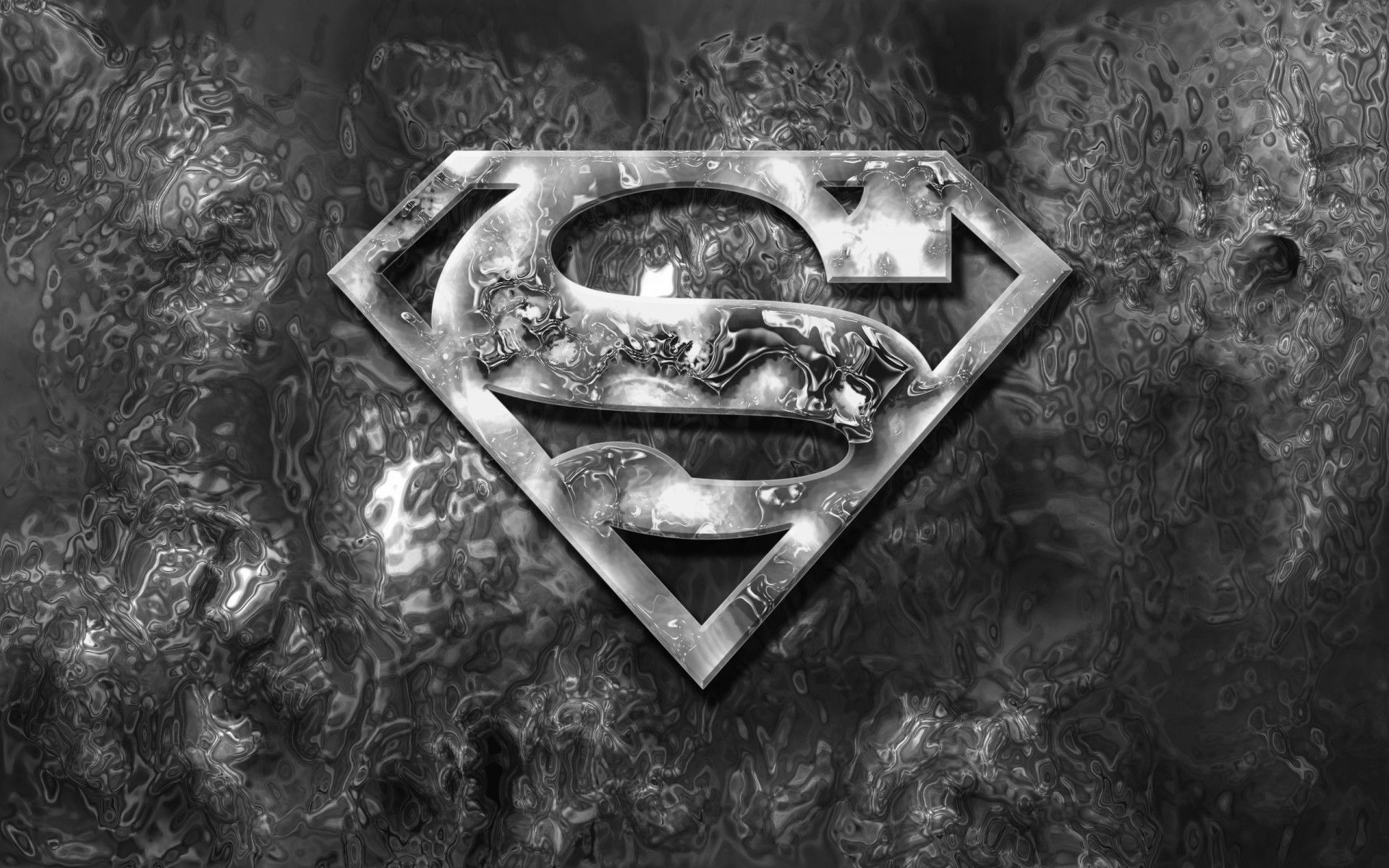 Man of Steel Logo HD desktop wallpaper High Definition