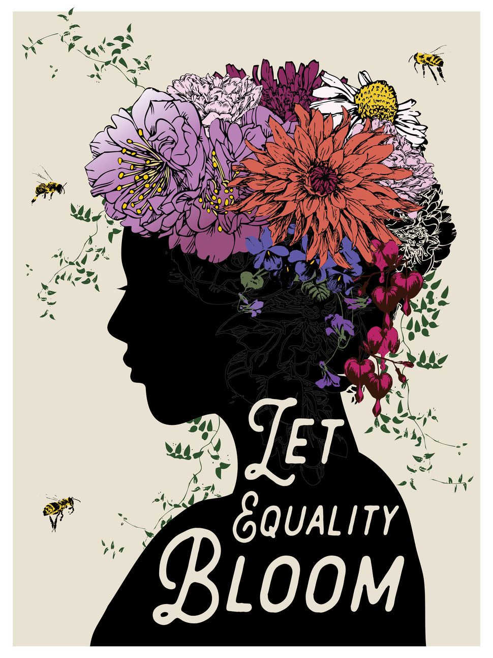 50 Protest Posters Designed By Women Amplify The Voices Of