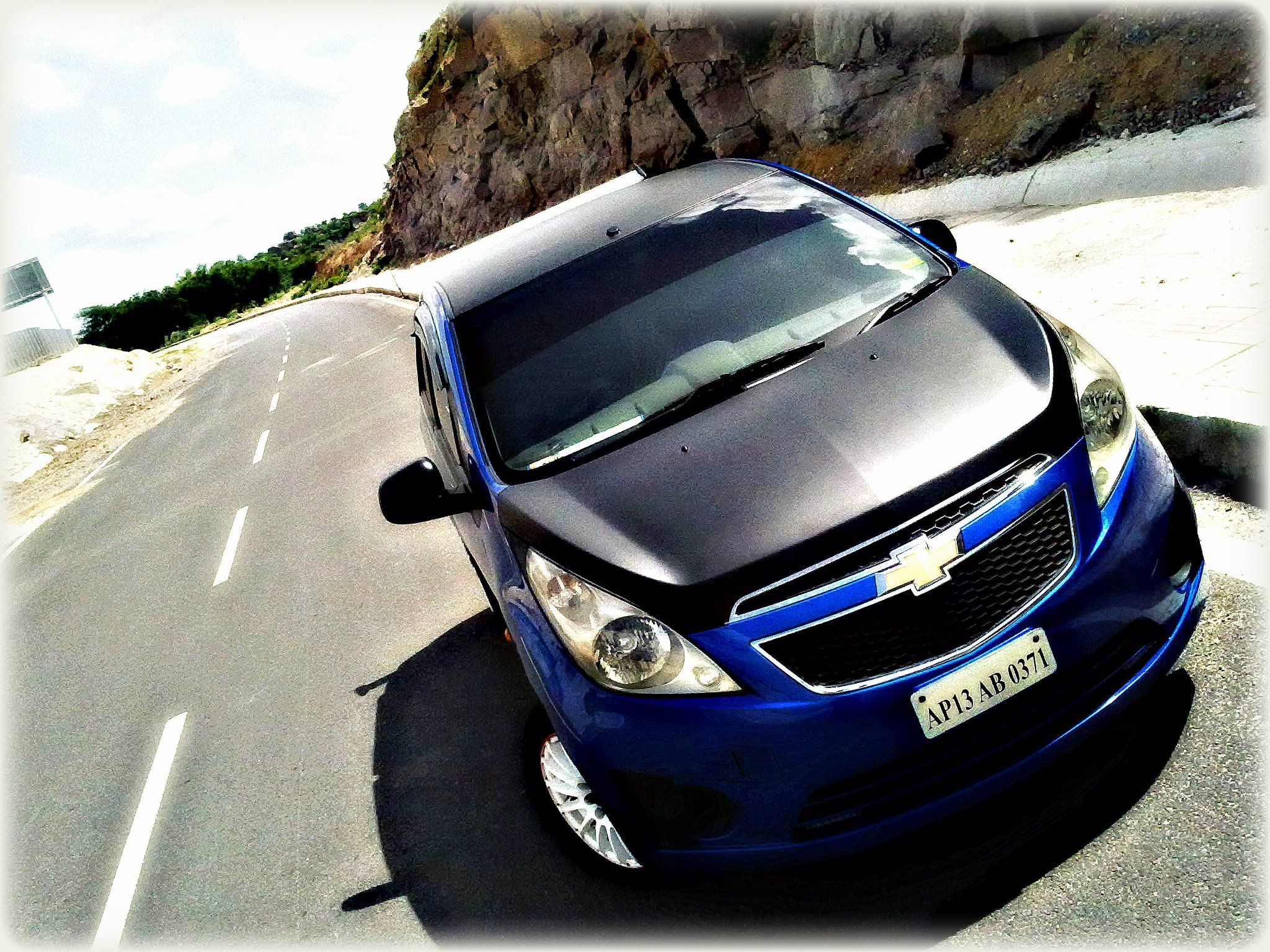 Chevrolet Beat Modified Cars in India Pinterest