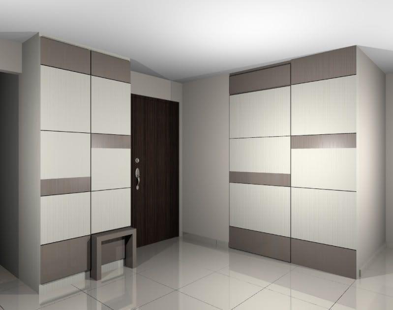 Interior Design Wardrobe Laminates