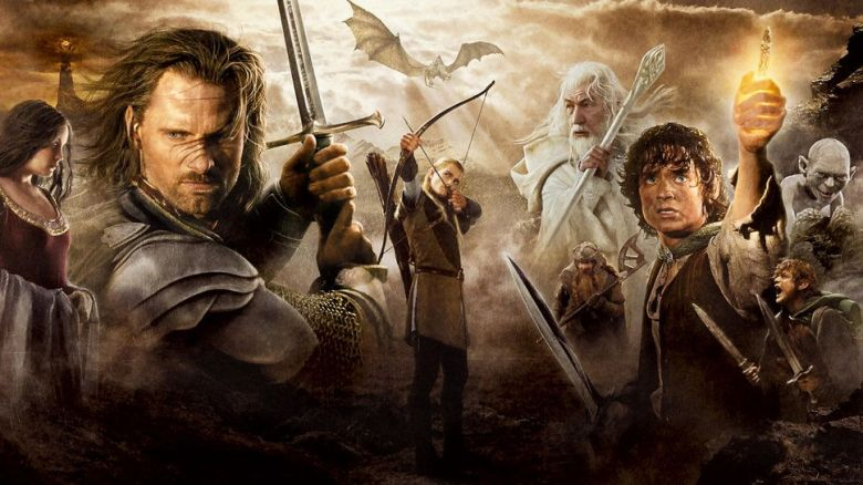Image result for the lord of the rings film wallpaper
