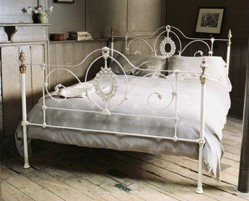 Best 25+ Iron Bed Frames Ideas On Pinterest