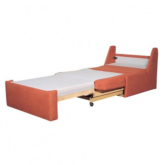 Leste Single Seater Sofabed From Uk Contemporary Furniture