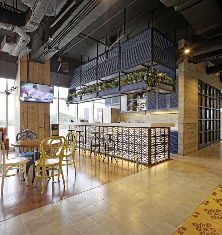 JPCC Office by Sidharta Architect, Jakarta Indonesia