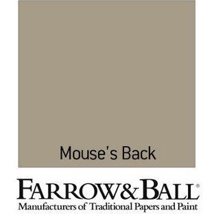 Farrow Ball Masonry Paint No 40 Mouse S Back 5l From Homebase