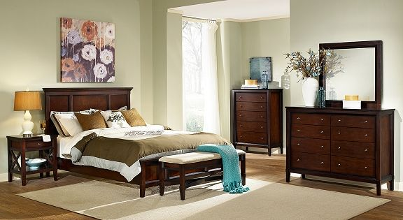 Urban Living Bedroom Collection American Signature