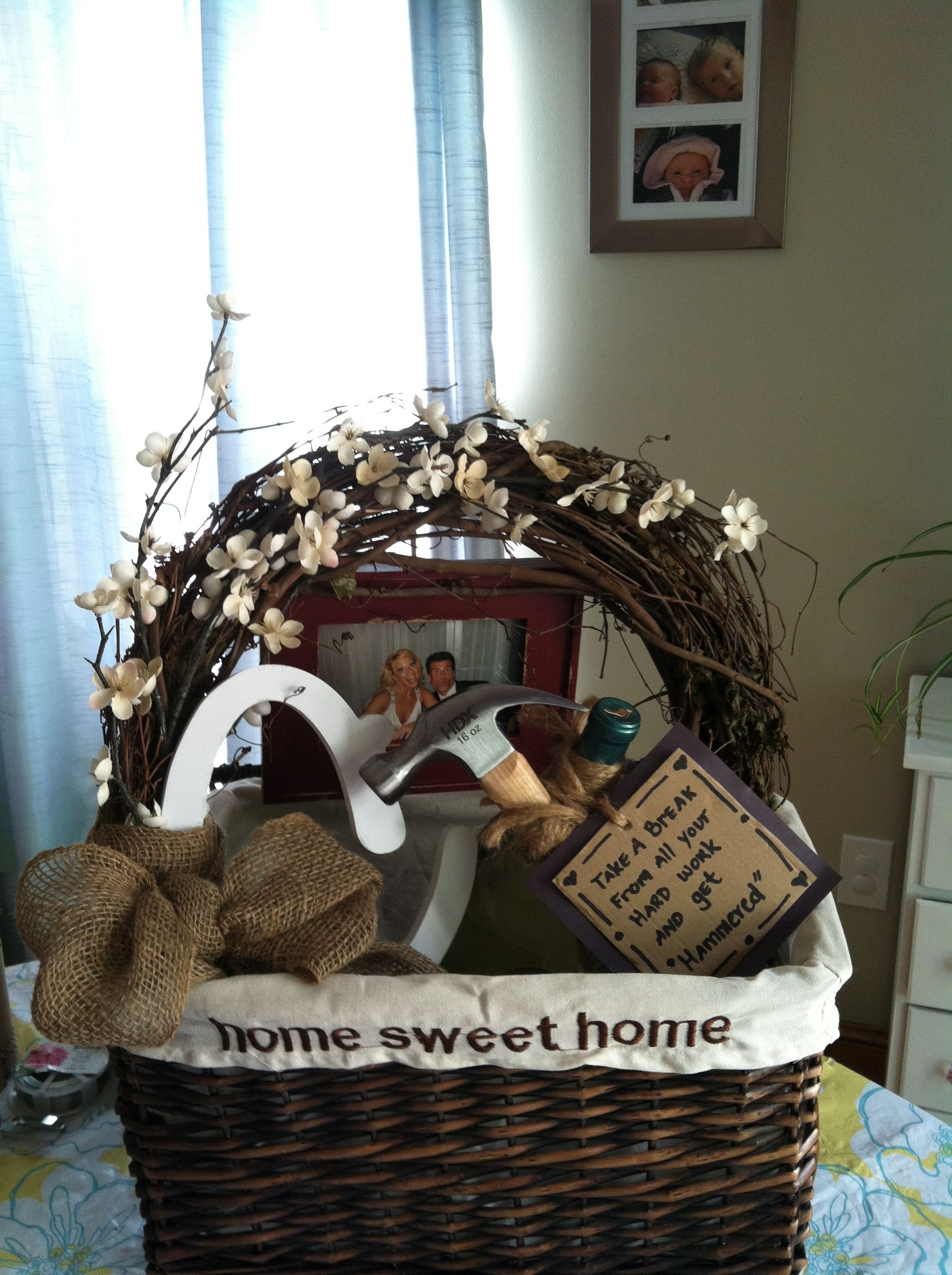 House warming gift... Can make wreath ) Gift Ideas